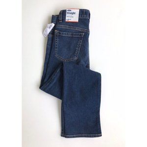 NWT OLD NAVY Slim Fit Straight Leg Jeans sz 12s